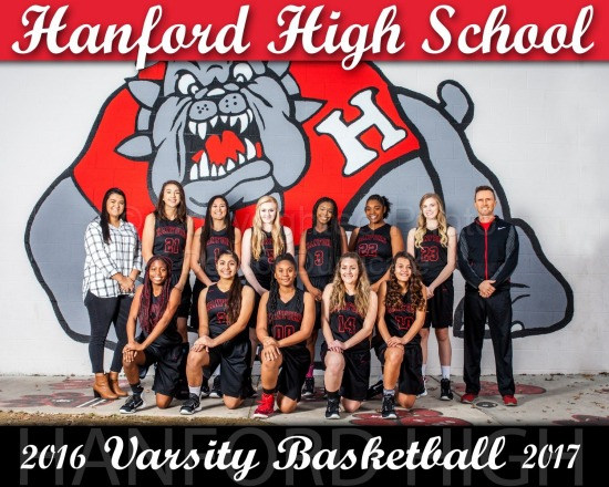 2017 HHS Girls Basketball
