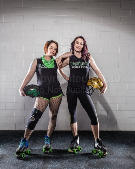 2017 Hooligans Roller Derby