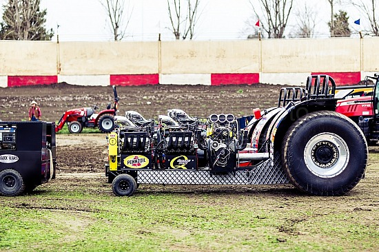 2019 Tractor Pull